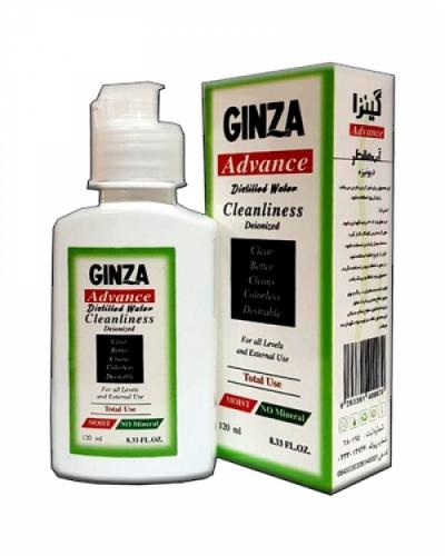 محلول لنز گینزا GINZA