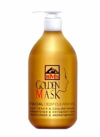 ماسک حاوی ذرات طلا پمپی  BMS