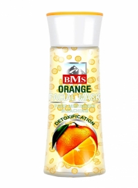 ماسک صورت پرتقال ویتامینه میوه ای BMS