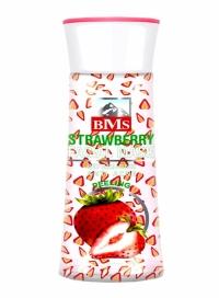 ماسک صورت توت فرنگی ویتامینه میوه ای BMS