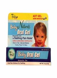 ژل تسکین دهنده درد رشد دندان کودکان ORAL GEL