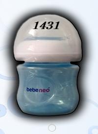 شیرخوری دهانه گشاد 150میل bebeneo