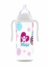 شیر خوری دهانه عریض مایا maya