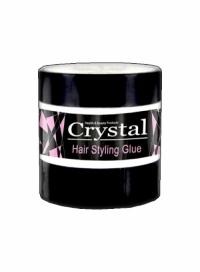 چسب موی سر کاسه ای کریستال Crystal