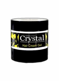 کرم ژل موی سر کاسه ای کریستال Crystal