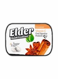 قرص خشبوکننده دهان پروبیوتیک الدر cinnamon