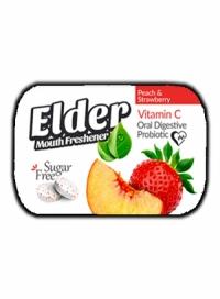 قرص خشبوکننده دهان پروبیوتیک الدر peach&strawberry
