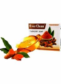 صابون زردچوبه شفاف 65 گرم EVER CLEAN