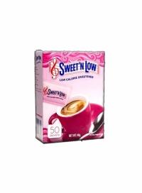 ساشه شیرین کننده 50 ساشه ای SWEET N LOW