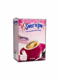 ساشه شیرین کننده 100 ساشه ای SWEET N LOW