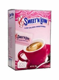 ساشه شیرین کننده 200 ساشه ای SWEET N LOW