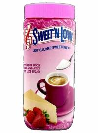 پودر شیرین کننده شیشه 80 گرمی SWEET N LOW
