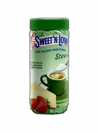 پودر شیرین کننده استویا شیشه 40 گرمی SWEET N LOW