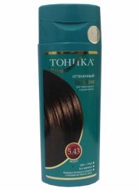 شامپو رنگ موی تونیکا TOHIIKA