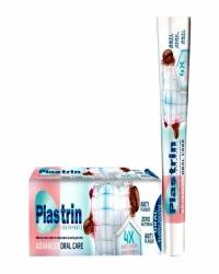 خمیر دندان اسموکز PLASTRIN