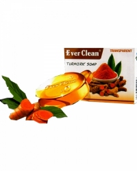 صابون زردچوبه شفاف 70 گرم EVER CLEAN