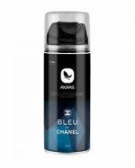 اسپری بدن مردانه اسانس BLUE CHANEL  آکراس AKRAS